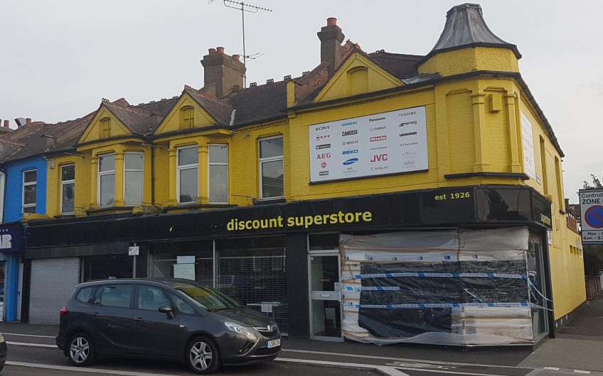 436-440 Forest Road, Walthamstow, London, E17 4PY